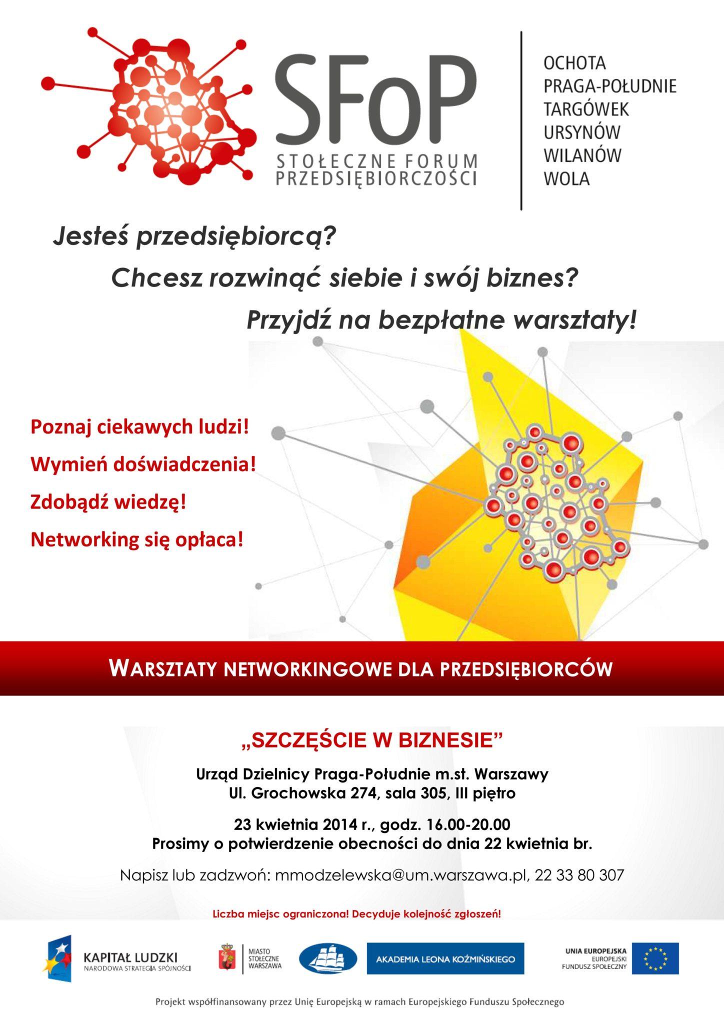 2014-09-03: wrześniowe spotkanie SFoP na Pradze Południe