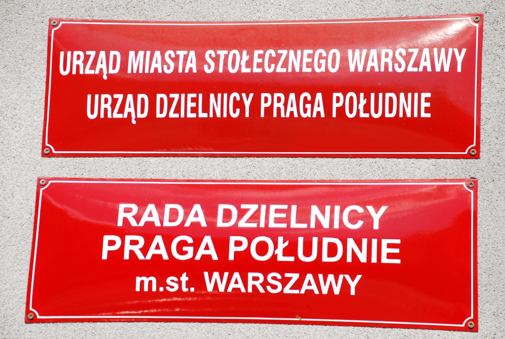 2015-04-28: spotkanie dot. problemów komunikacyjnych i strefy płatnego parkowania na Saskiej Kępie