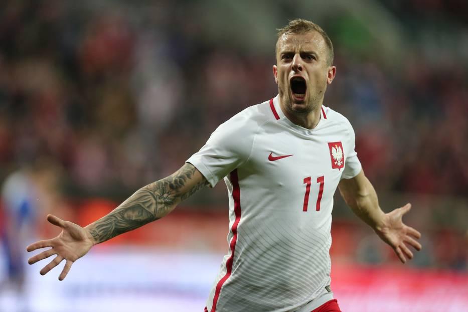 Mecz Polska-Dania na Narodowym