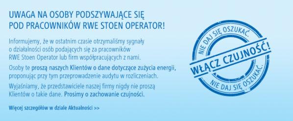 2016-08-14: od września RWE zmienia nazwę !