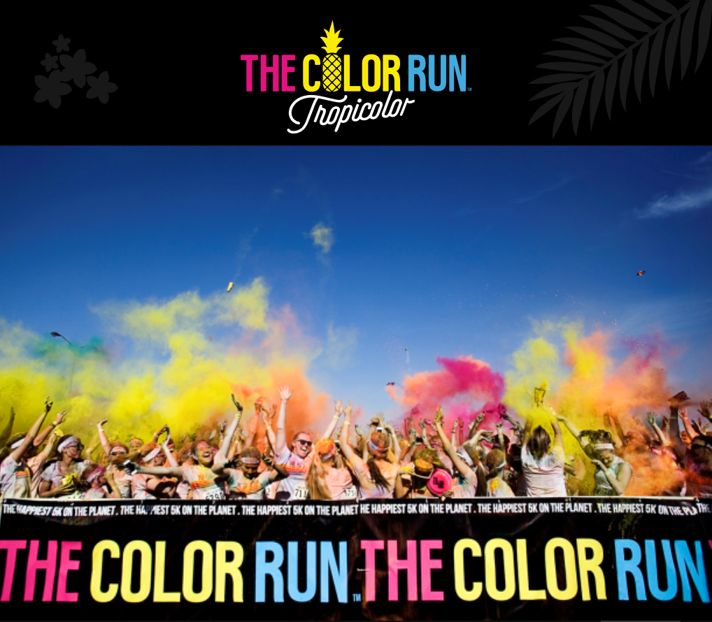 2016-09-10: The Color Run w Warszawie