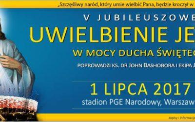 2017-07-01: Jezus na stadionie 2017