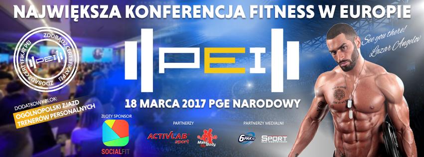 2017-03-18: PEI III – Konferencja Fitness