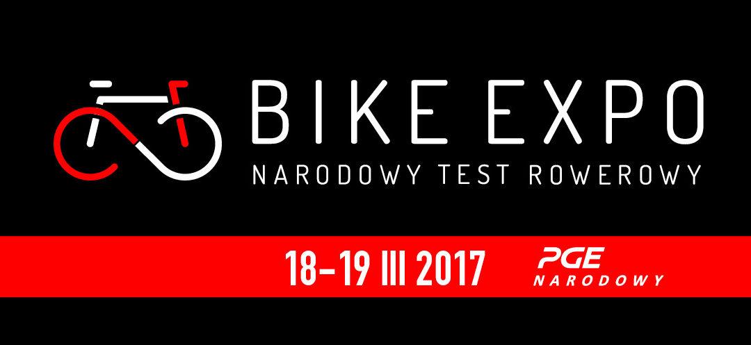2017-03-19: BIKE EXPO na PGE Narodowym