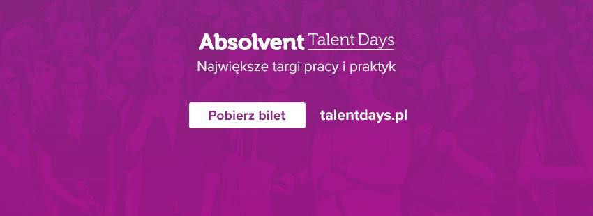 2017-03-16: Warszawa Absolvent Talent Days
