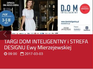 2017-03-05: TARGI DOM INTELIGENTNY