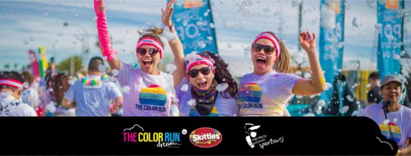 2017-06-25: The Color Run™ by Skittles Warszawa