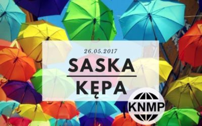 2017-05-26: Saska Kępa z prof. Grzegorzem Łęcickim