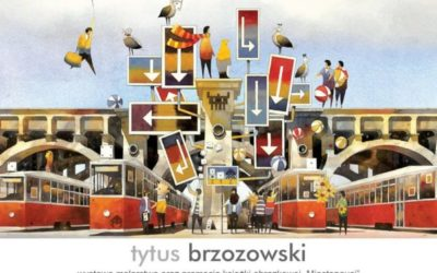 "2017-06-01: Promocja książki obrazkowej ""Miastonauci"" oraz wernisaż akwareli"