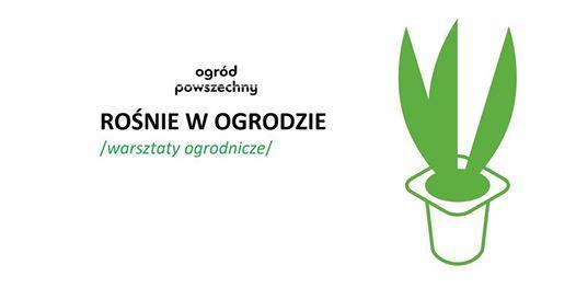 2017-06-22:  Rośnie w ogrodzie /warsztaty ogrodnicze/ vol. 3