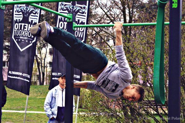 2017-07-01: Street Workout Event w Strefie Rekreacji Dzielnicy Wisła