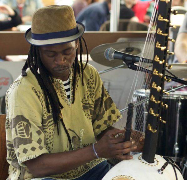 2017-08-19: BUBA BADJIE KUYATEH – Muzyczne Spotkania na Francuskiej 2017