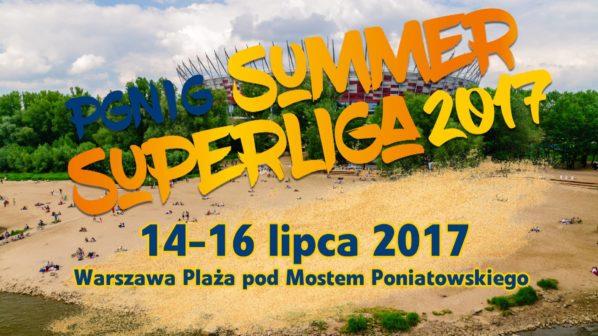 2017-07-16: PGNiG Summer Superliga Warszawa