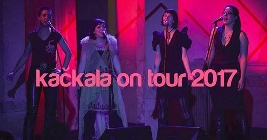 2017-09-07: Kačkala live at Mózg