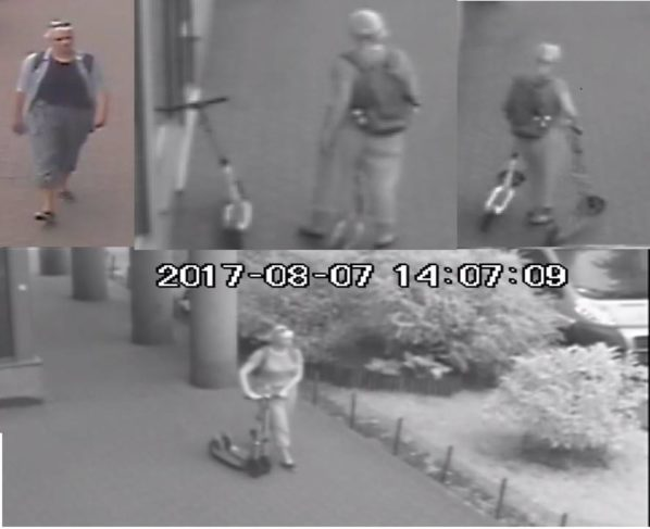 2017-08-08: poszukiwana skradziona hulajnoga