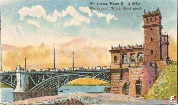 2017-08-27: Most Poniatowskiego i okolice