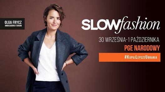 2017-10-01: Targi Slow Fashion #9 – Warszawska Jesień