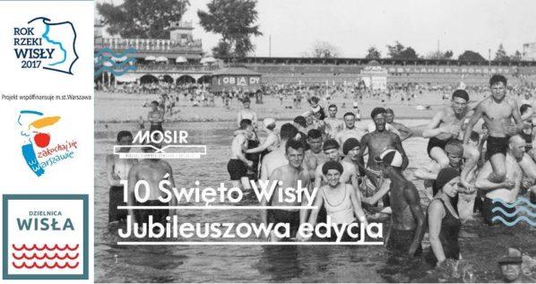 2017-09-10: wydarzenia związane z 10tym Świętem Wisły, m.in. Bieg Wisły