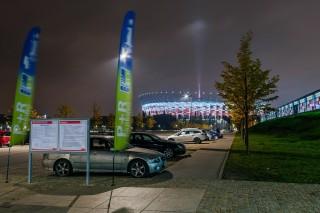 2017-09-20 do 29: Czasowe wyłączenia parkingu P+R Warszawa Stadion