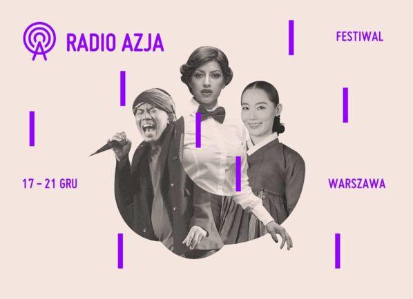 2017-12-17: Festiwal Radio Azja