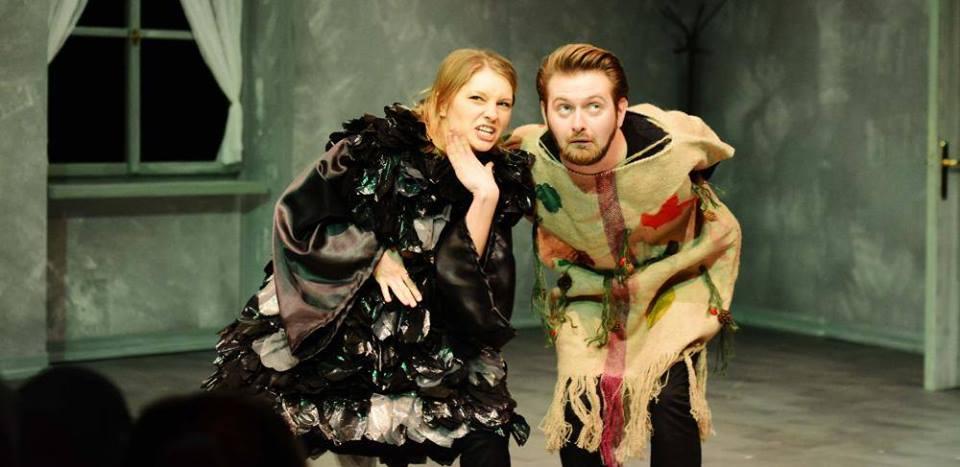 "2017-11-26: Mały Teatr Kępa: ""IMPRO ATAK! Bajka improwizowana"""