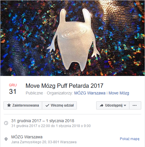 2017-12-31: Move Mózg Puff Petarda 2017