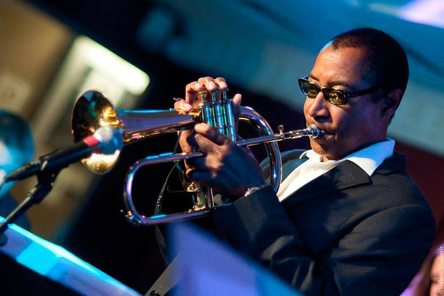 "2017-12-19: Cały ten jazz! LIVE! Michael ,,Patches"" Stewart Quartet"