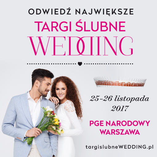 2017-11-25 & 26: Targi Ślubne Wedding