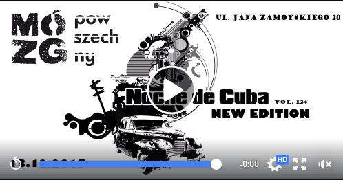 2017-12-13: Noche de Cuba vol.124