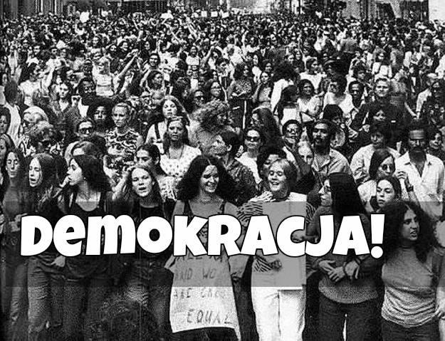 2018-01-18: Demokracja! / spotkanie + warsztat / vol. 4 / ostatnie spotkanie – zmiana daty!