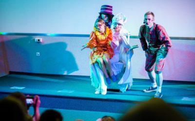 """2018-01-28: Mały Teatr Kępa: """"Kryształowa Królowa Śniegu"""""""