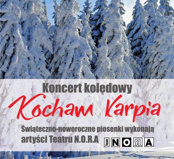 2018-02-03: Kocham karpia / koncert