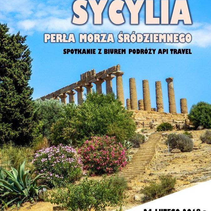 2018-02-24: Sycylia. Perła Morza Śródziemnego – spotkanie